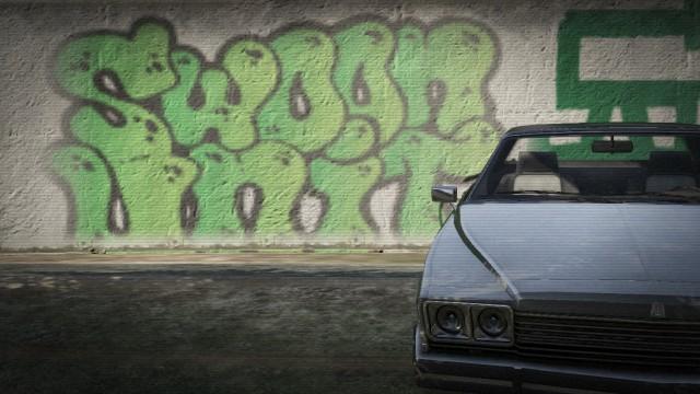 Caprice grafitti